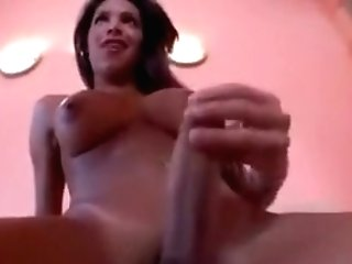 Horny Homemade Shemale Movie With Big Tits, Brazilian Scenes