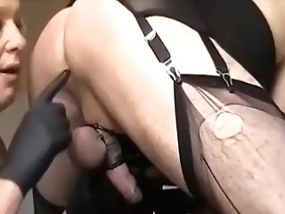 Incredible Homemade Shemale Movie With Stockings, Rimming Scenes