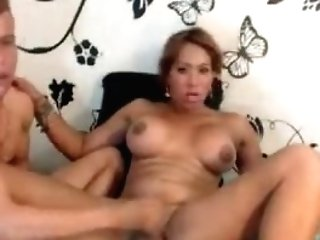Best Inexperienced Shemale Movie With Mexican, Big Tits Scenes