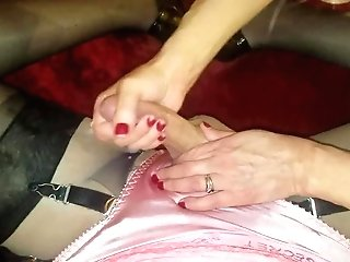 Satin Panty Sucking Part Part Five