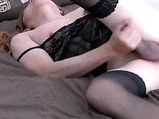 Matures Asian Cd Masturbating