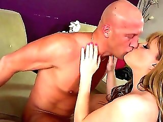 Christian XXX gets her rear entrance gobbled bad from