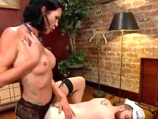 TRANSSEXUAL Building Wifey Fucks The Milkman